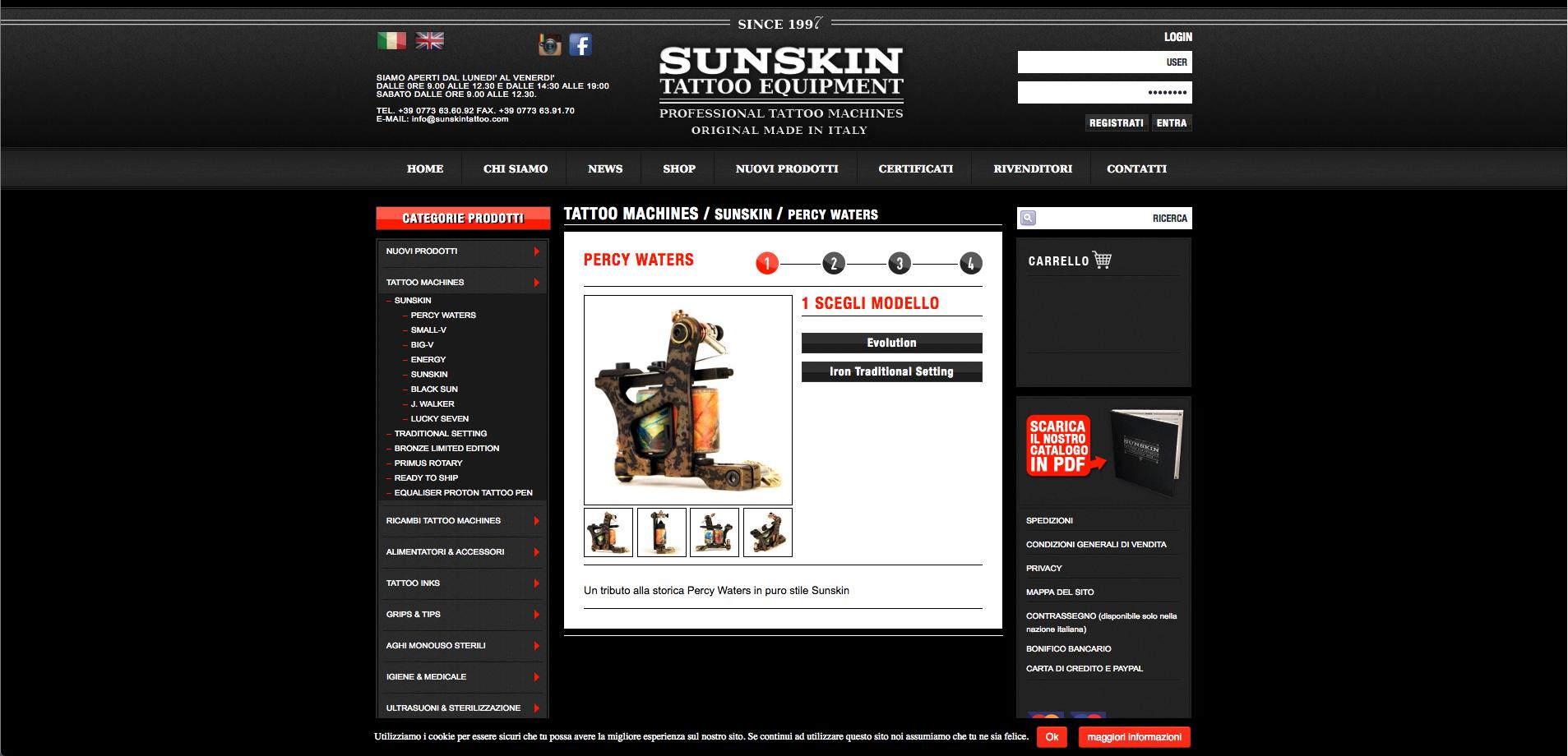 programmatore-wordpress-programamtore-php-sunskintattoo-configuratore